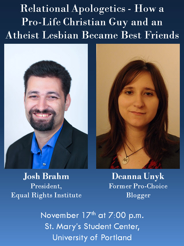 Atheist dating christian guy