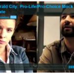 Watch My Mock Debate with Soulation's Jonalyn Fincher
