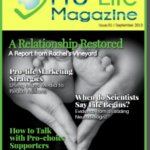 """Pro-Life Magazine"" Interviews Me About Using Your Head AND Heart"