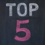 Top 5 ERI Articles of 2016
