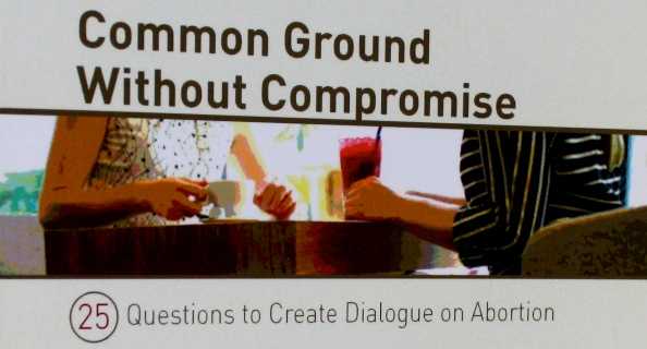 Picture of Common Ground Without Compromise book