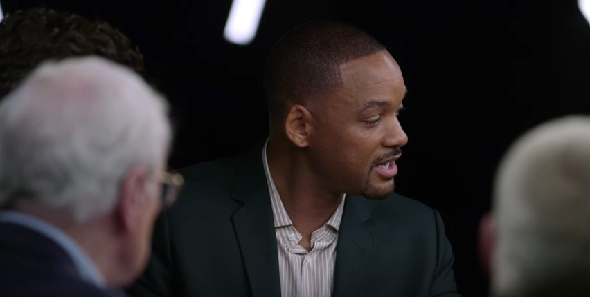 Will Smith on The Hollywood Reporter