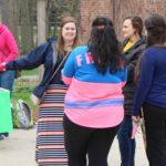 Dialogue Story: Rachel and Chloe at Aquinas College