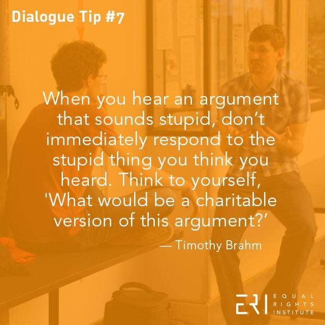 ERI-Dialogue-Tip #7