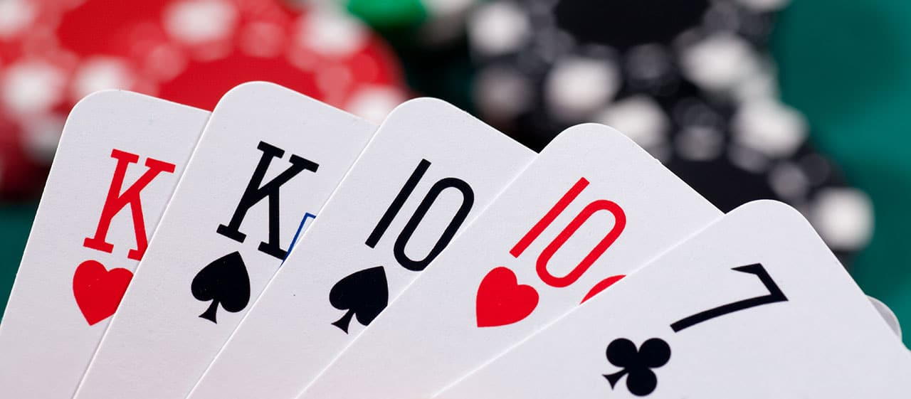 IMAGE: Poker hand - The Problem with Results-Oriented Reasoning
