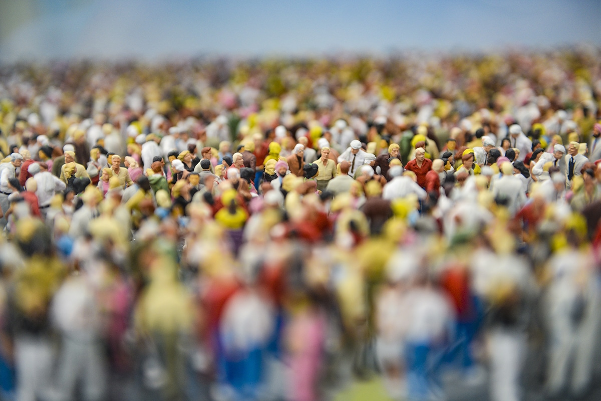 Overpopulation Can't Justify Abortion