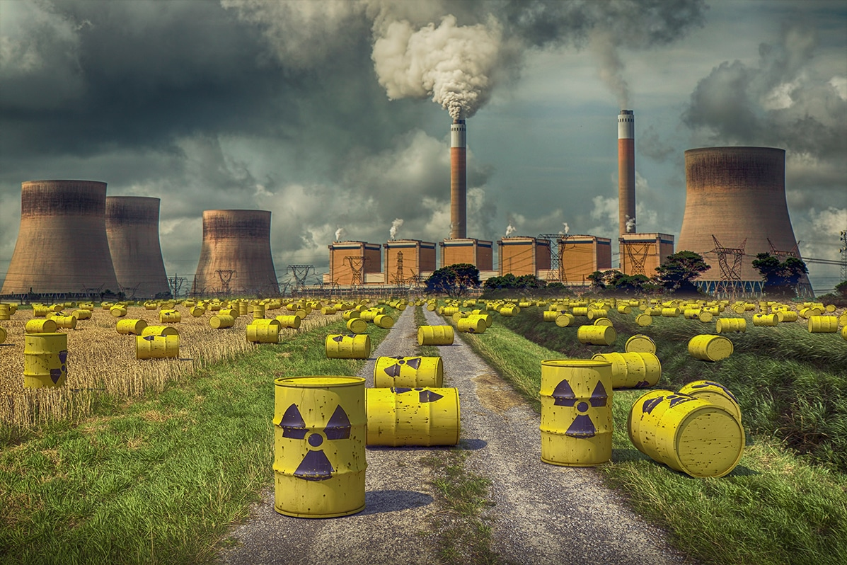 Nuclear Energy Waste